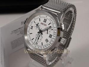 orologio cronografo uomo nautec no limit mens chrono stainless stell watch nuovo