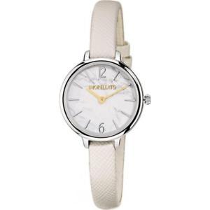 【送料無料】*mistery gift* orologio donna morellato petra r0151140513 pelle bianco gold dora