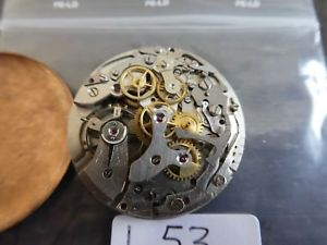 【送料無料】landeron manual chronograph movement cal l35