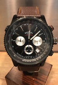 【送料無料】rotary gents chronospeed chronograph watch