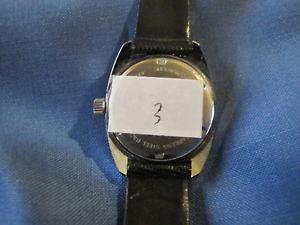 berios orologio sportivo acciaio meccanico cinturino pelle 3