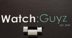 【送料無料】michael kors mercer polished silvertone replacement watch link only mk5725