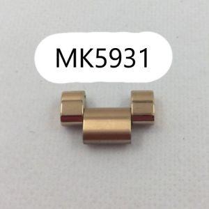 【送料無料】michael kors runway rosegold replacement watch link mk5931