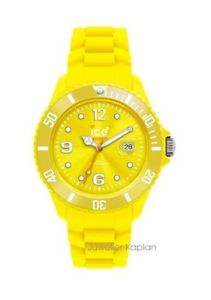 【送料無料】ice watch sili forver big siywbs09 silikon gelb neu