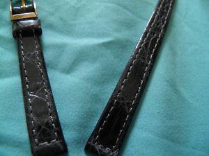 10 mm bracelet facon crocodile gris