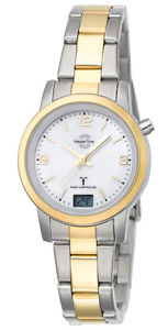 【送料無料】master time damenfunkuhr basic bicolor mtla1030512m