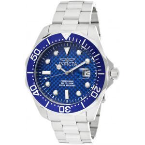 【送料無料】invicta pro diver 12563 stainless steel watch