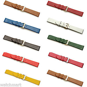 ** 22mm, 24mm, 26mm, 28mm amp; 30mm fine calf leather watch strap  pop1