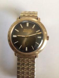vintage bulova accutron n4 swiss wrist watch