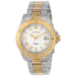 【送料無料】invicta angel 14364 stainless steel watch