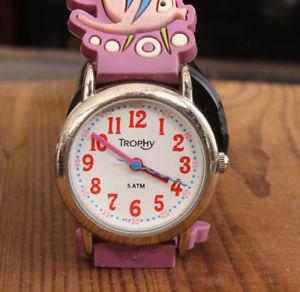 【送料無料】jolie petite montre quartz filles trophy a1813