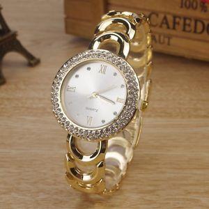 【送料無料】luxury ladies dress bracelet watch fashion design women wrist quartz watch
