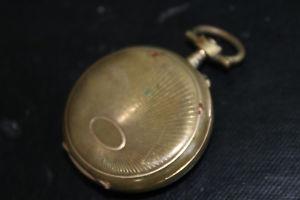 【送料無料】boitier montre mcanique gousset de poche  b1218