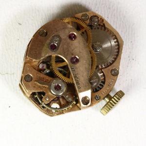 mouvement de montre mcanique fhf 62 cuivre  e5027