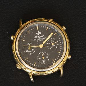 【送料無料】montre quartz harlow chronograph 4gy1  f4921