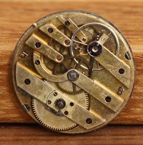 【送料無料】mouvement montre gousset poche 31,5 mm bal ok  f0912