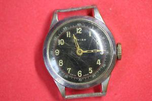 montre ancienne mcanique cimier   f3220