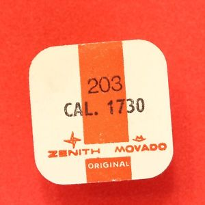 rf 203 cal 1730 zenith  movado  c3
