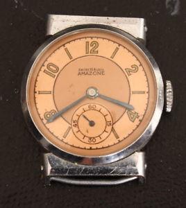 montre mcanique ancienne amazone    f5808