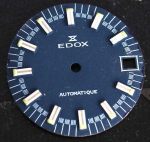 【送料無料】cadran de montre automatique edox puw 1561  f4317