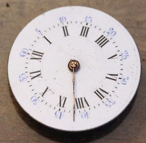 【送料無料】mouvement de montre de poche, gousset 29,3 mm,  f503