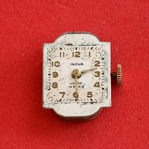 【送料無料】mouvement montre mcanique 19,1 x 12,7 mm fonctionne et tient lheure  f2501