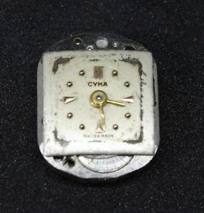 【送料無料】mouvement montre mcanique ancienne cyma r434k   f2605