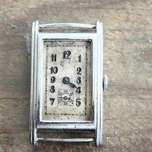 【送料無料】montre mcanique ancienne rviser   f1608