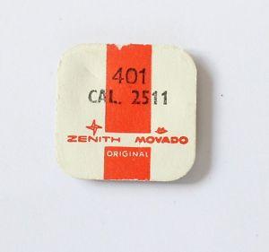 【送料無料】horloger 1 tige de montre zenith movado 401 cal2511 c3