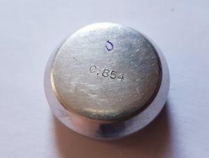 【送料無料】iwc aluminium dschen fr ersatzteile oder uhrwerk c 854