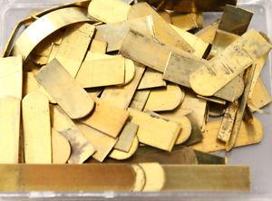 【送料無料】horloger , petite boite de lammes de cuivre, calles pendule horloge  b6