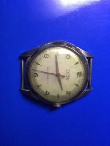 【送料無料】orologio swiss made fero  da revisionare to be restored vintage mov 15 jewels