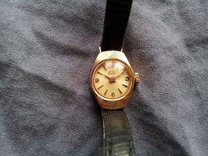 【送料無料】montre ancienne ervex watch