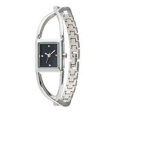 【送料無料】avon ladies rosina silver bracelet watch  rrp 20
