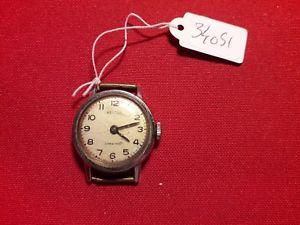 montre bracelet ancienne mecanique kelton fonctionne  ref34051