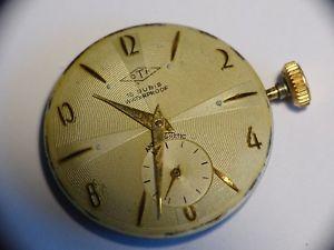 【送料無料】vintage mouvement de montre mcanique dtf 15 rubis jej ps415