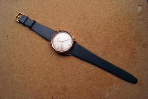 【送料無料】rose gold colour clementine watch 36mm lot2