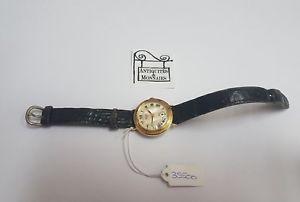 【送料無料】montre mecanique rotary femme ancienne vintage ne fonctionne pas ref35500