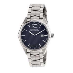 orologio breil eight uomo solo tempo blu  tw1704