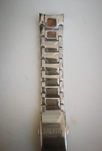 【送料無料】cinturino originale prima classe alviero martini acciaio misura 18mm