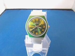 【送料無料】very nice ops objects shake opsshm33 quartz analogue italian designer watch
