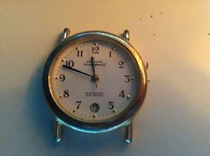 【送料無料】orologio galanti amp; c spa non funzionante senza ghiera vintage