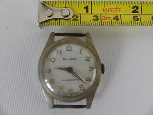 【送料無料】ref165dx 46h vintage de luxe swiss wristwatch working