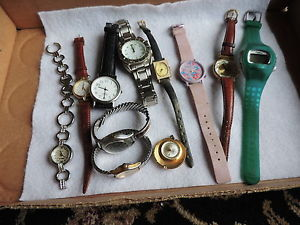 【送料無料】neues angebotjewelry vintage watch watches wristwatch ladies mens tt758