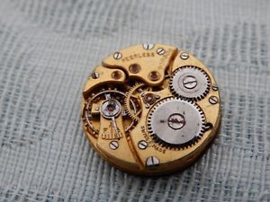 【送料無料】original 30s high grade iwcpeerless wrist watch movement, estate find item
