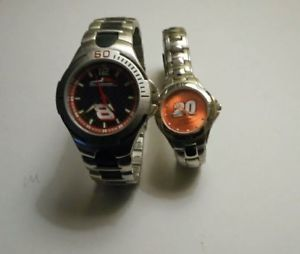 dale earnhart jr  amp; tony stewart nascar watches