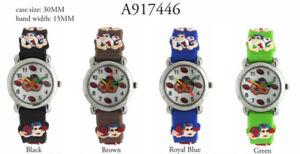 【送料無料】 kids american rugby football round wrist watch 30mm