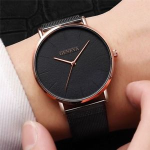 【送料無料】men watch ultra thin stainless steel male quartz sport simple casual wristwatch