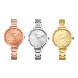 【送料無料】analog quartz wrist watch