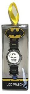 【送料無料】 dc comics batman bat signal lcd watch
